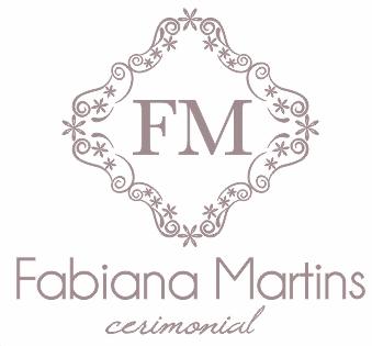Cerimonialista Fabiana Martins